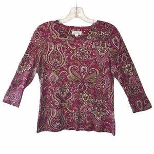3/$21 Pima Cotton Charter Club Shirt